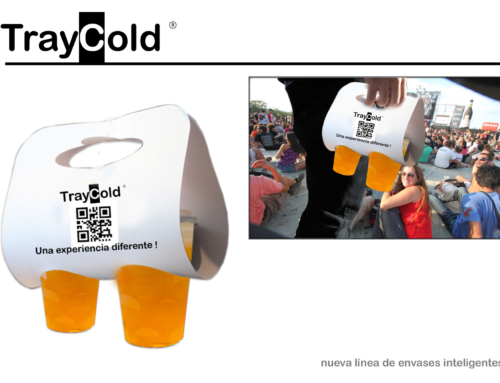 Bandejas TryCoffe y TryCold